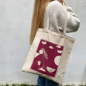 Tote bag exclusiva